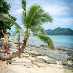 Julia On Nanuku Island