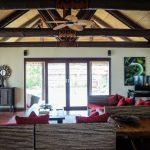 Nanuku Auberge Resort Villa Living Room