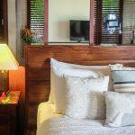 Nanuku Auberge Resort Bed