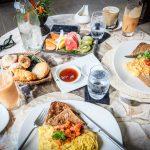 Nanuku Auberge Resort Breakfast