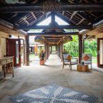 Nanuku Auberge Resort Main Reception