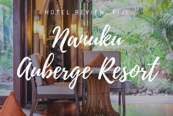 Reviews: Nanuku Auberge Resort, Fiji