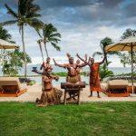 Nanuku Auberge Resort Welcome Dance