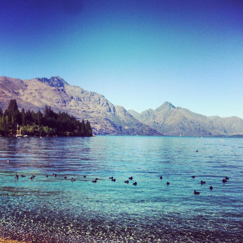 Witamy w Nowej Zelandii! Środek lata, a tu śnieg