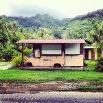 Camper W Wersji Polinezyjskiej