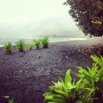 Czarne Plaże Tahiti