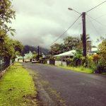 Przez Tahiti
