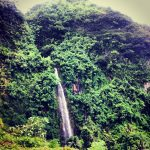 Wodospady Na Tahiti