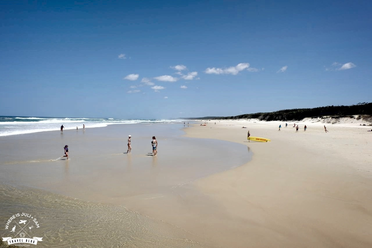 Main Beach Straddie