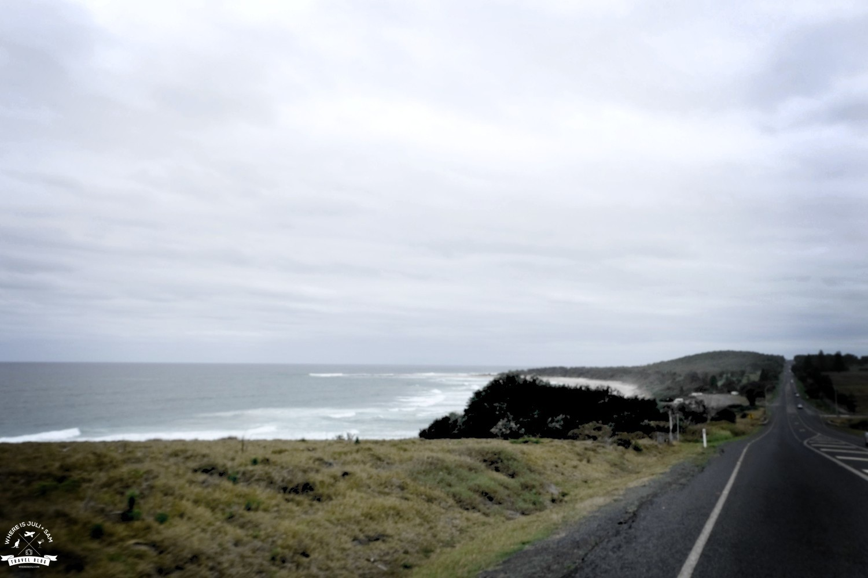 Pacific Highway. 13 listopada