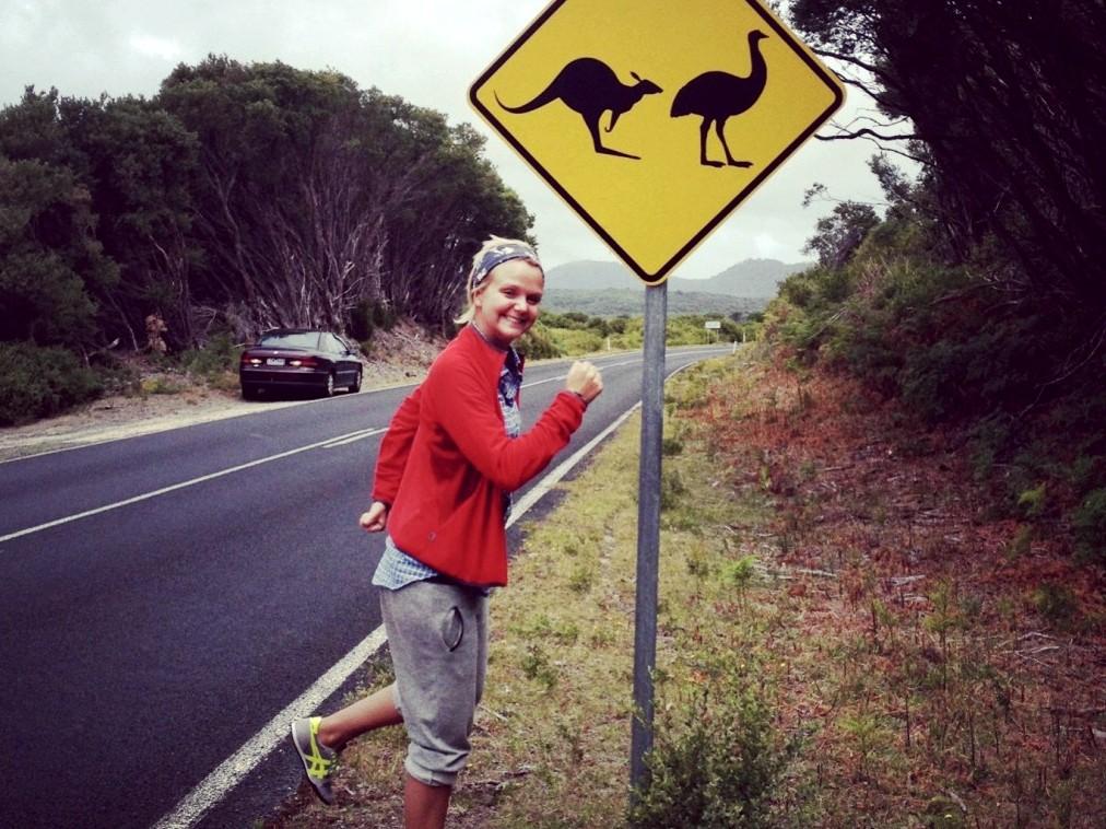 Julia w Australii