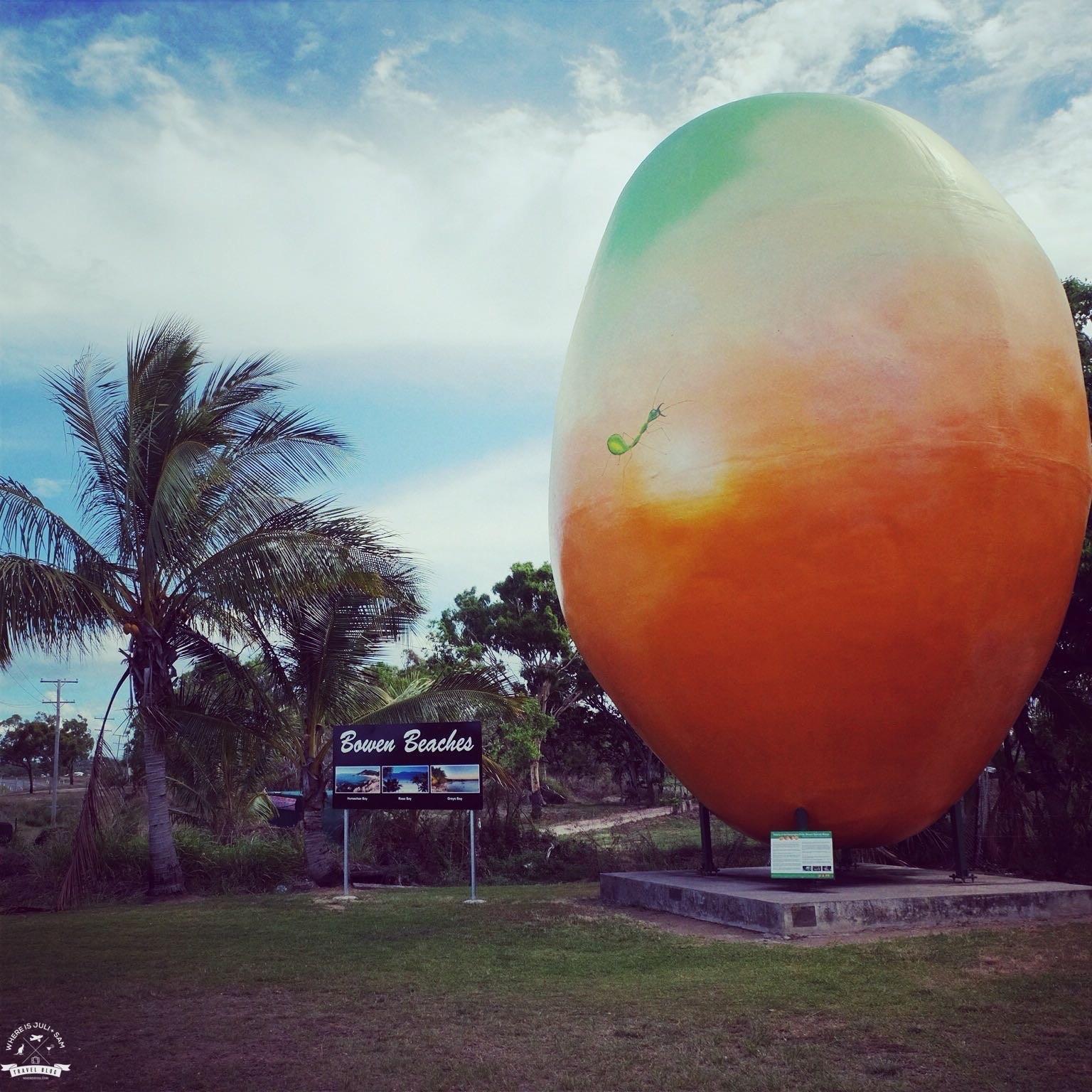 Wielkie mango