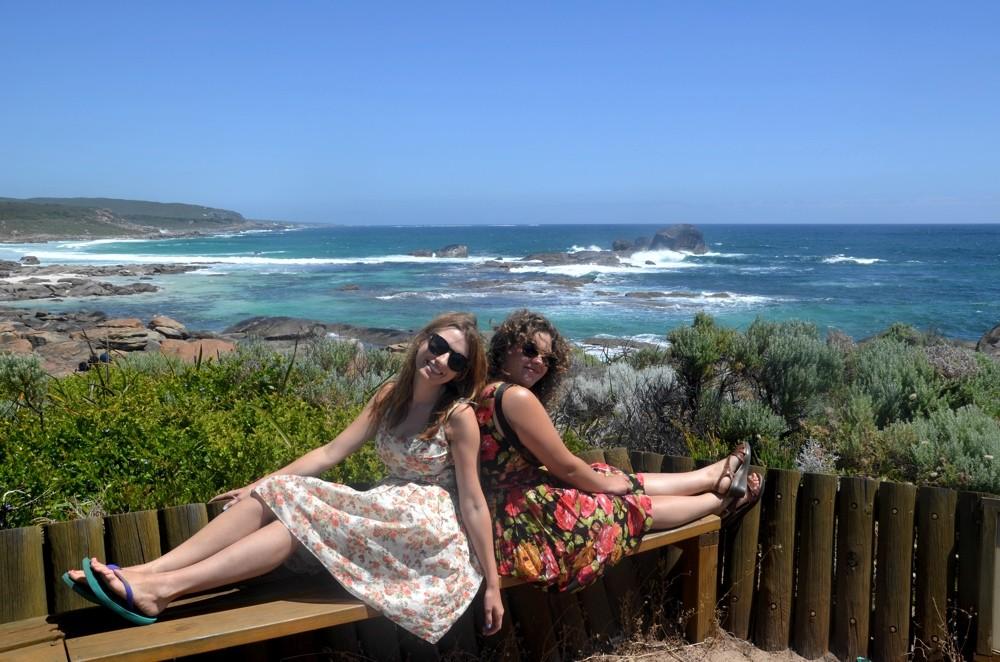 Ania i Gosia w Australii