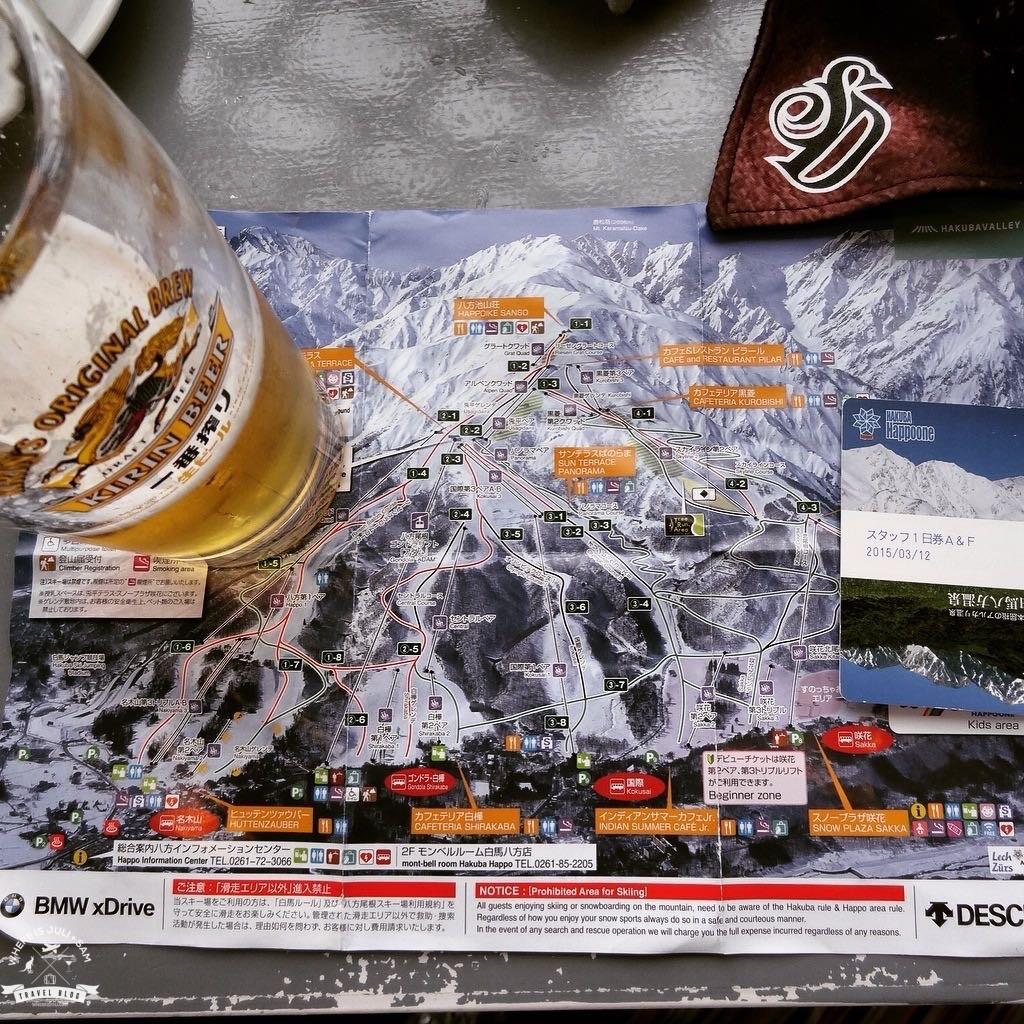 Plany przy piwie