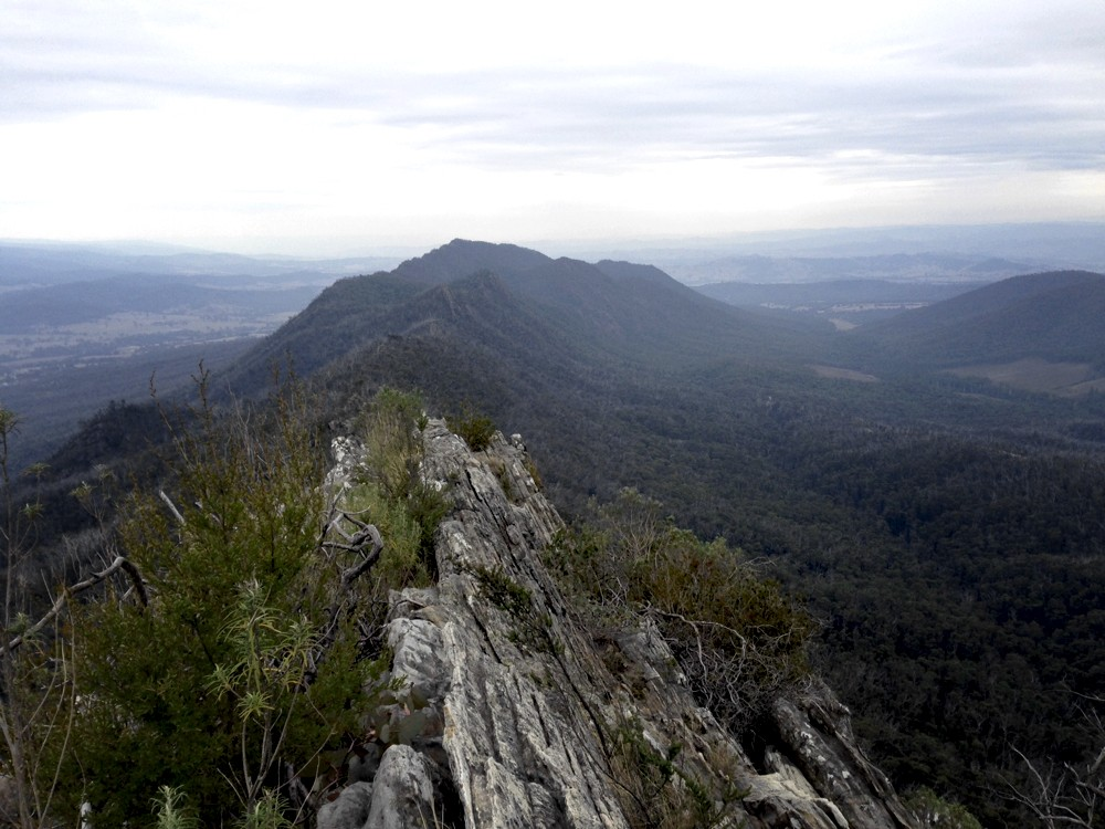 Cathedral Ranges