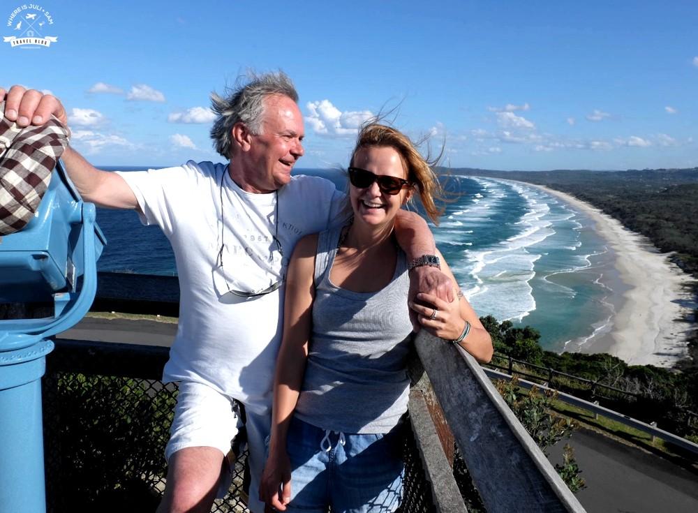 Julia i Maciek Byron Bay