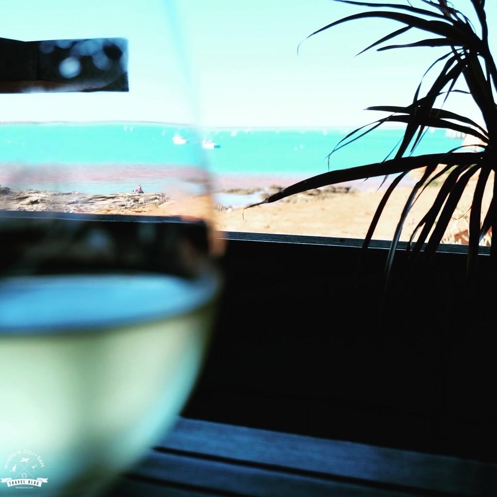 Wino i widok