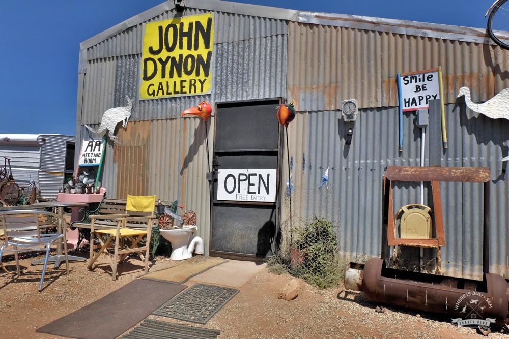 galeria Johna Dynona