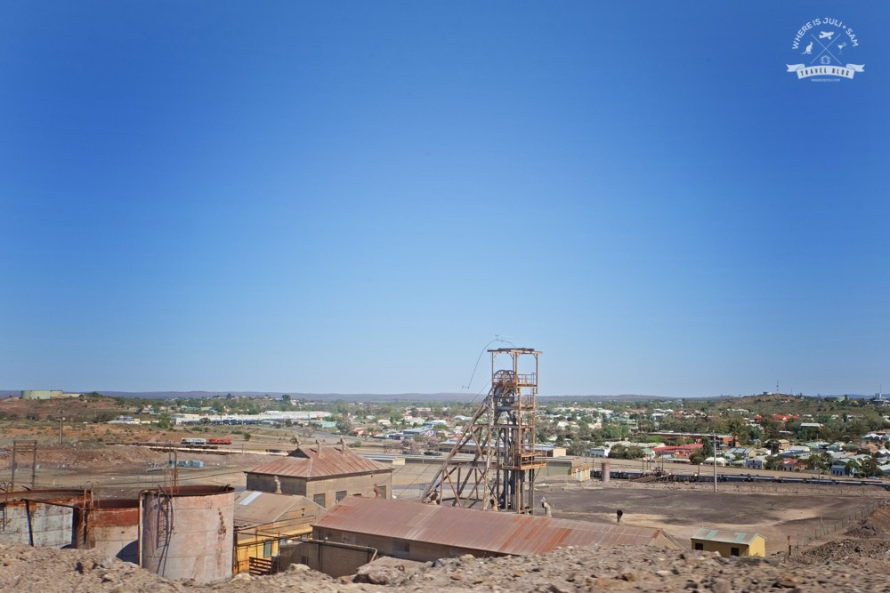kopalnie w Broken Hill
