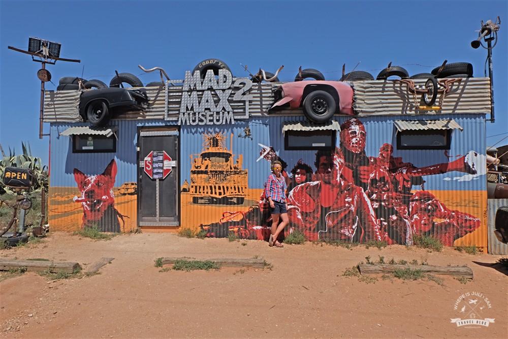 muzeum Mad Max II