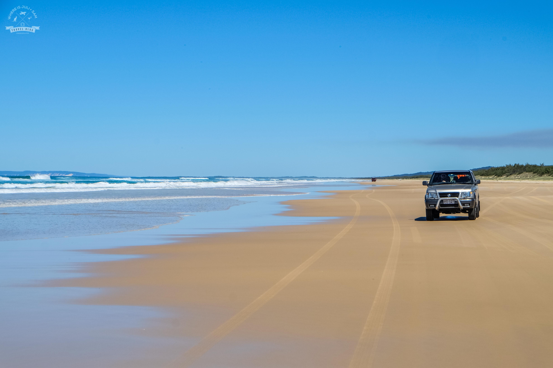 Wyspa Fraser Island na zdjęciach