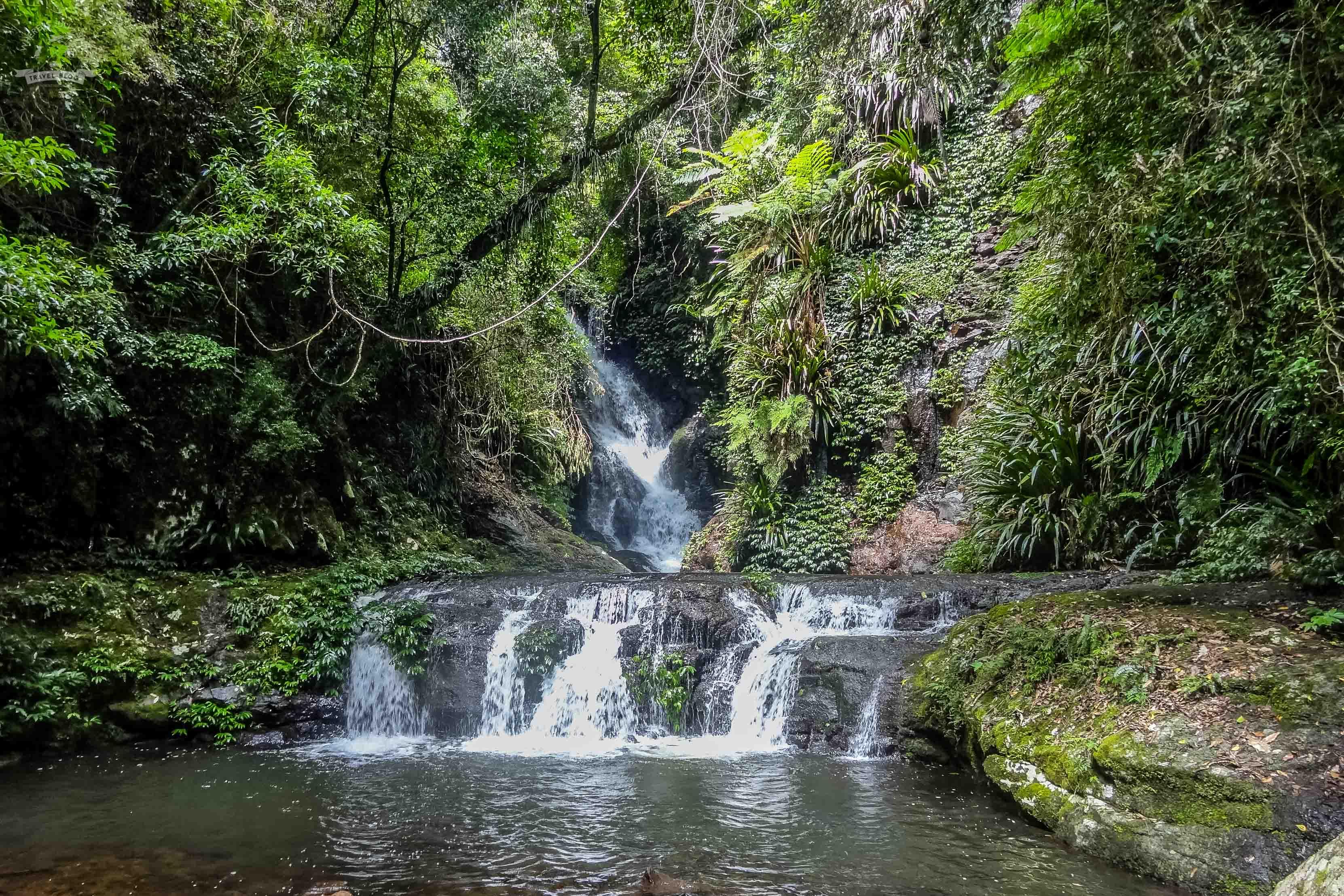 wodospady na szlaku