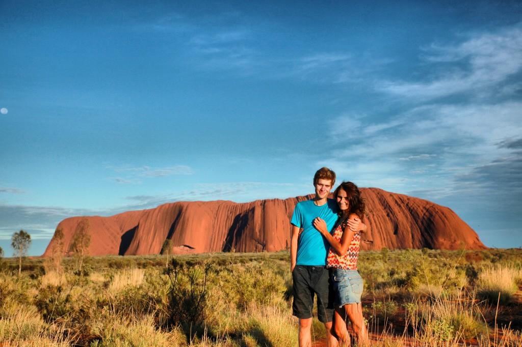 WASZA AUSTRALIA: Australia według Rostków