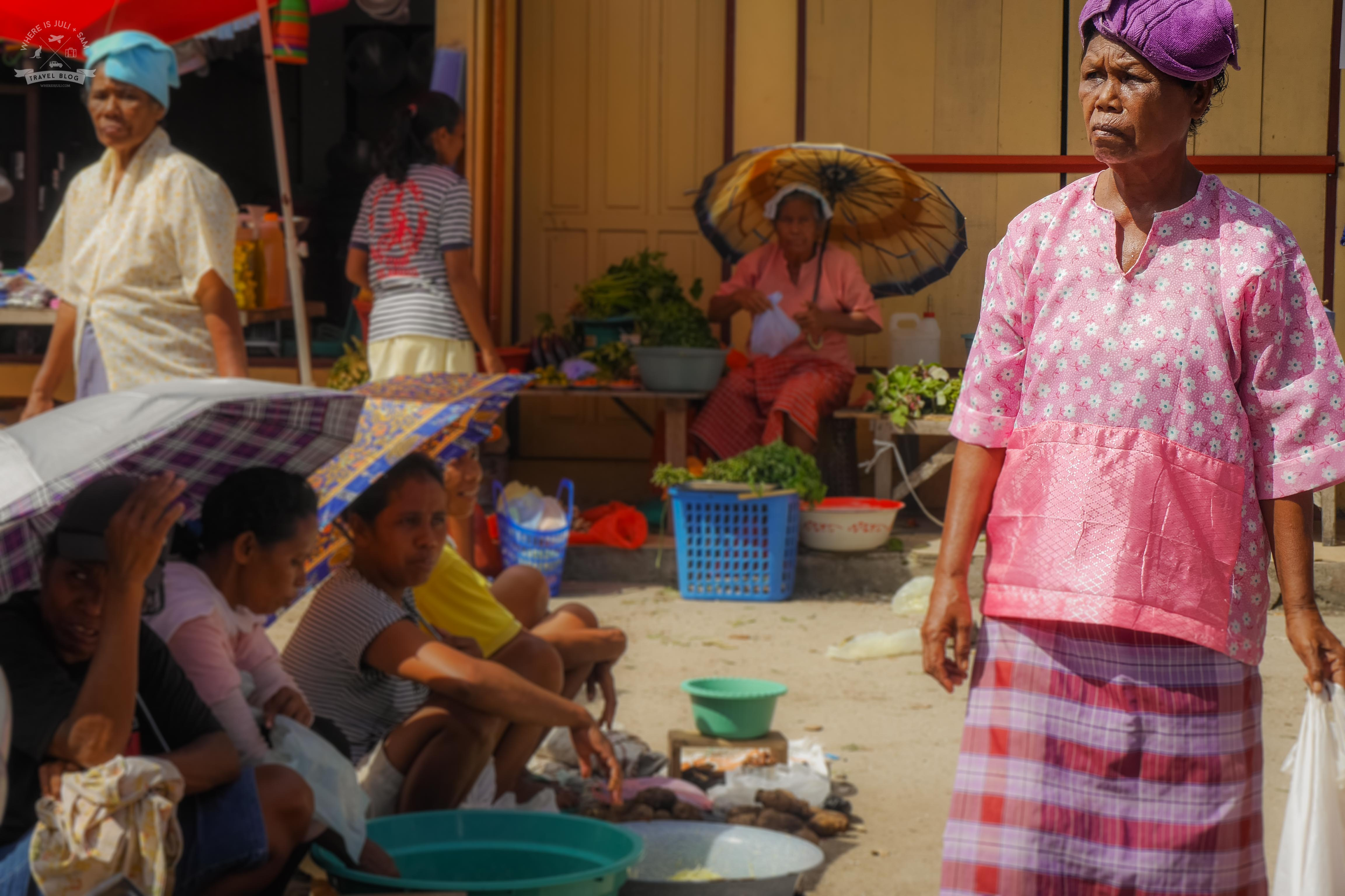 INDONEZJA: Pachnie goździkami. Wyspa Saparua