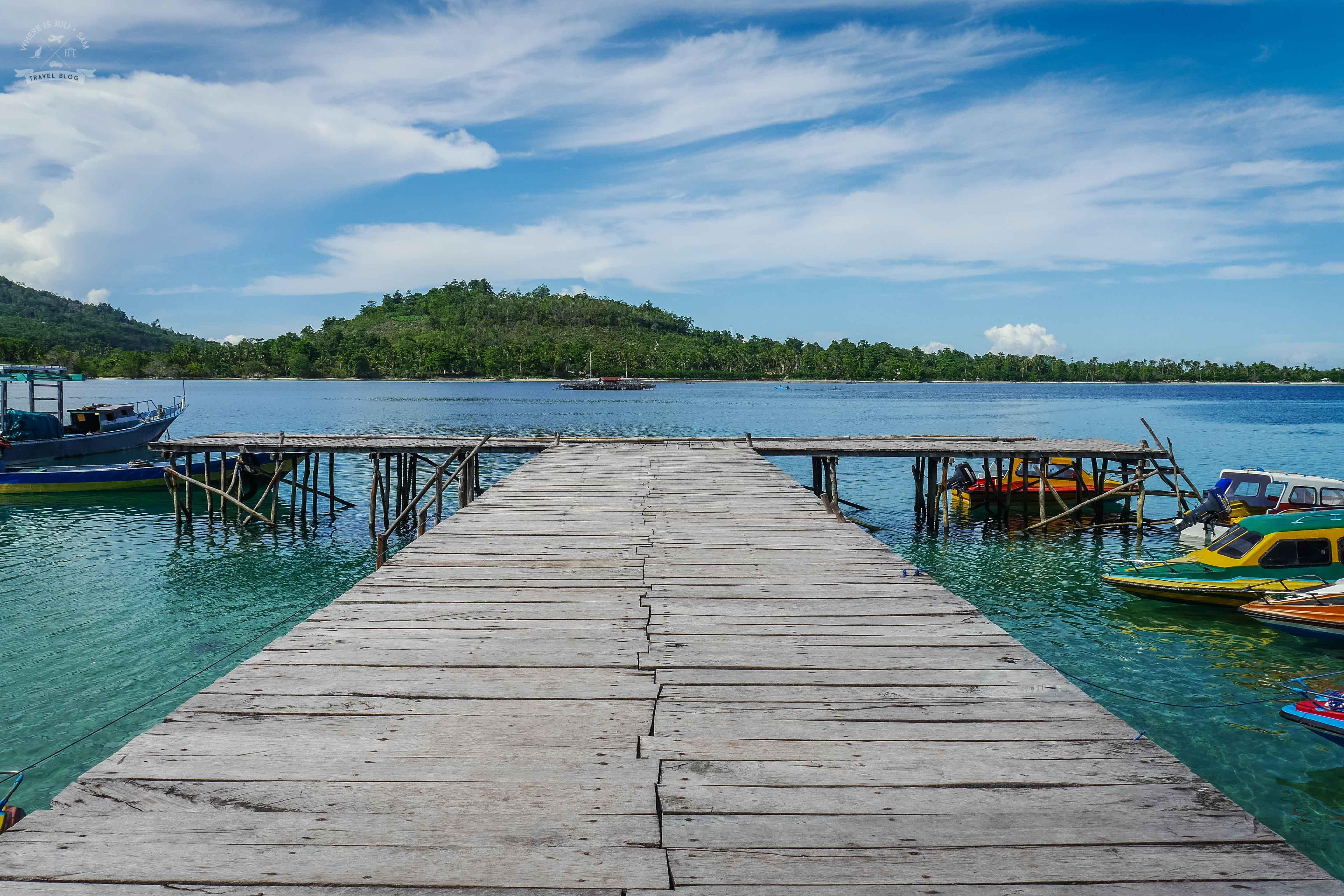 Port w Saparua