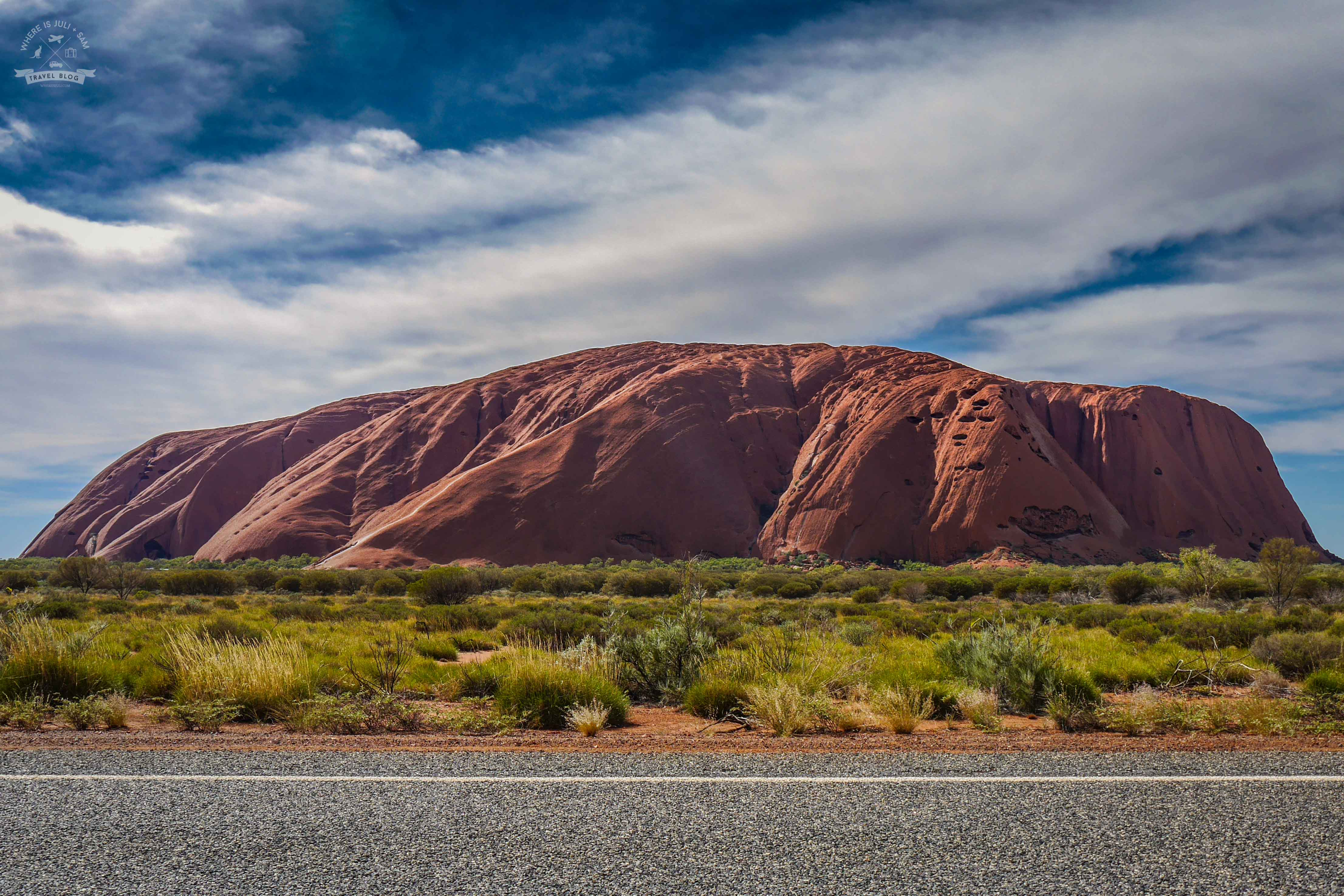 Uluru Ayers Rock zwiedzanie