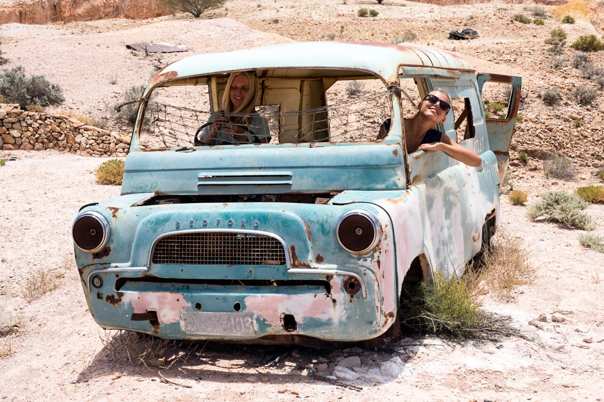 WASZA AUSTRALIA: Samochodowe wakacje