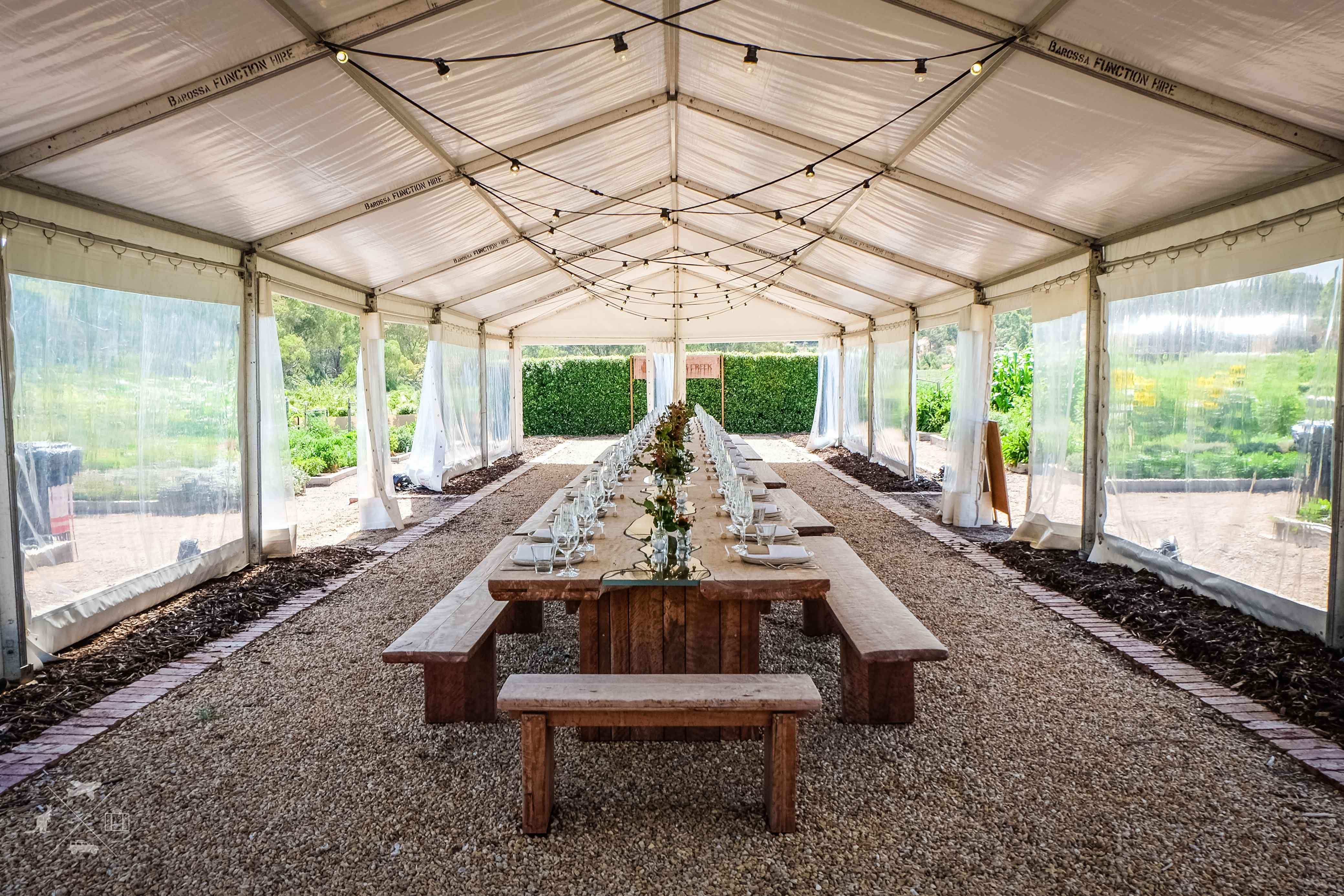 Our Table w Barossa Valley – jedzenie, wino i nowi znajomi