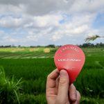 Volcano Ubrania Bali