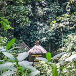 Widok Z Okna Na Bali