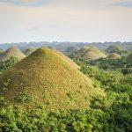 Wyspa Bohol Chocolate Hills