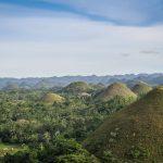 Wyspa Bohol Czekoladowe Wzgorza