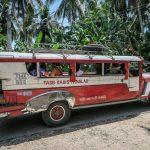 Wyspa Bohol Jeepney