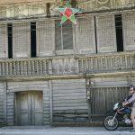 Wyspa Bohol Motocykl
