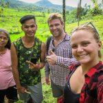 Wyspa Bohol Nowi Znajomi