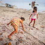 Wyspa Panglao Dzieci