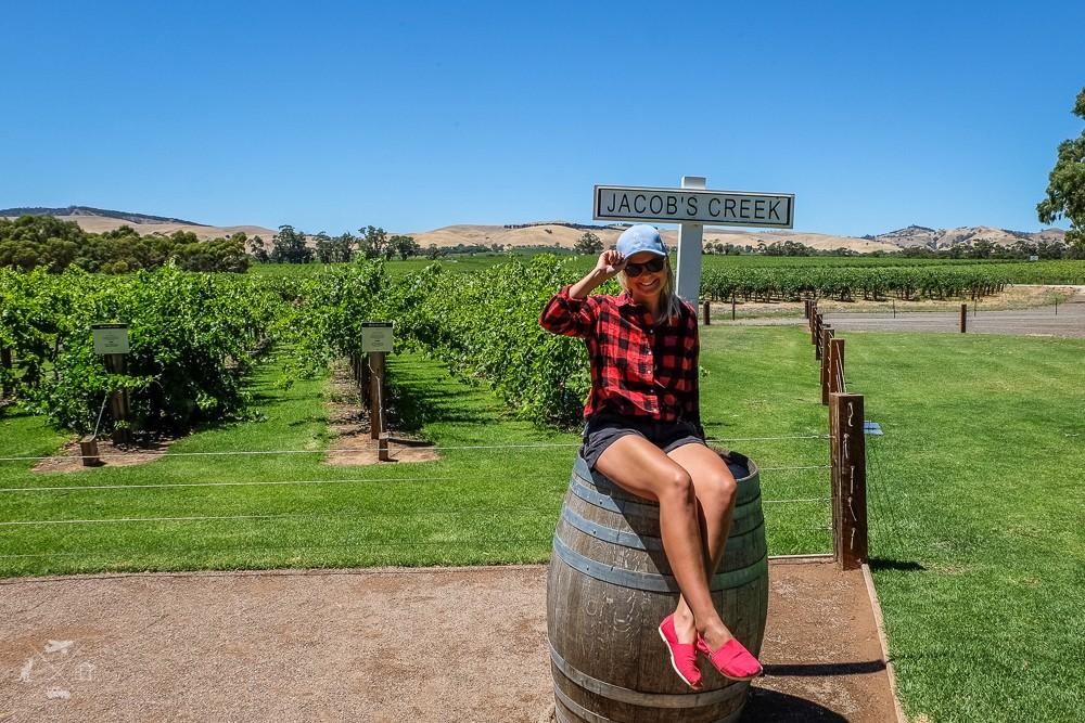 BAROSSA VALLEY: Tu się robi australijskie wina