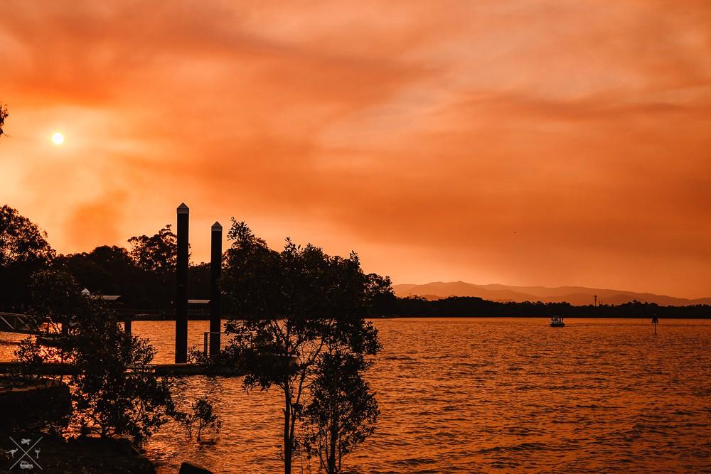 Pożary w Australii a podróże