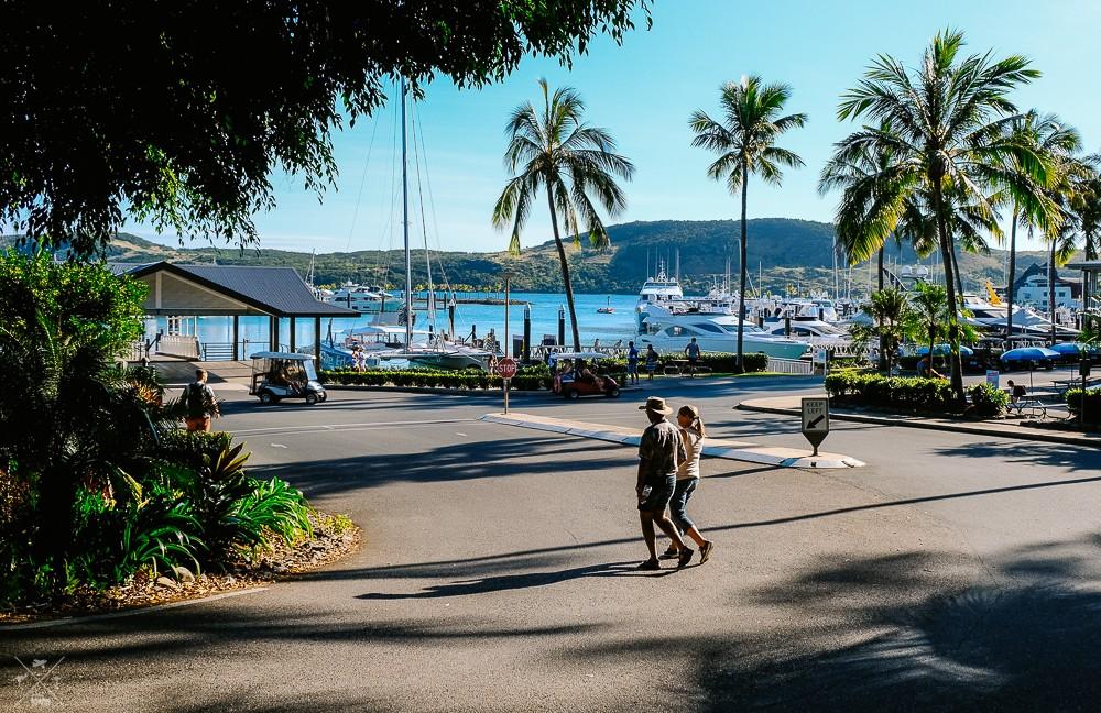 Wyspa Hamilton Island Port